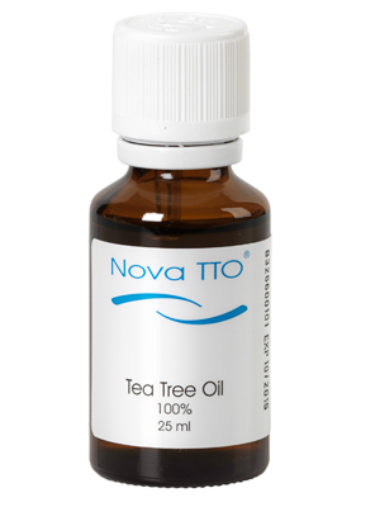 Nova TTO Tea Tree Oil 100% 25ml
