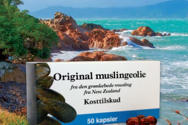Original Muslingeolie